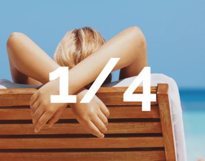 Aprovecha el verano o jornada reducida para empezar tu estrategia de Posicionamiento Personal. 1/4