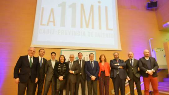 """""""La 11Mil"""": Profesionales gaditanos que viven fuera, unidos para visibilizar el potencial de Cádiz"""