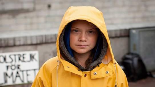 Greta Thunberg y el traje nuevo del emperador
